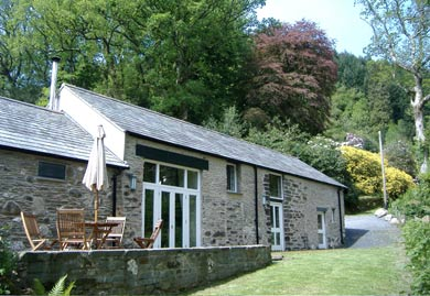 Yr Hen Stablau - Self-catering cottages in  Mid-Wales