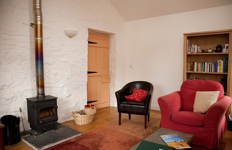 Sitting-room-woodstove