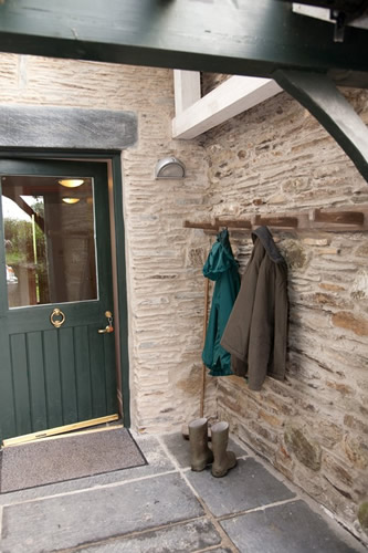 guesthouse-machynlleth-Porch